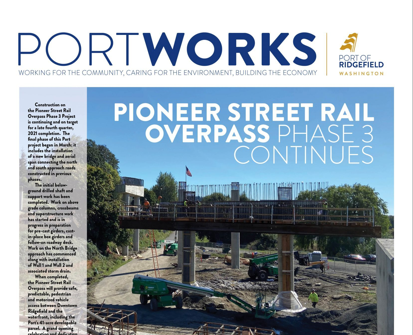 PortWorks FALL 2020 Now Available!